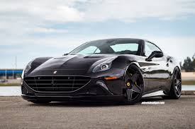 Ferrari California Custom - vintage series hre 505m u0027s on modern ferrari california t by wheels