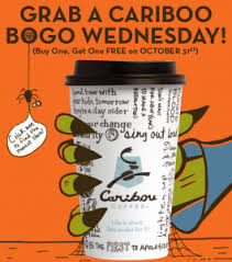 Old Country Buffet Printable Coupons by Halloween Restaurant Deals Caribou Coffee Chipotle More