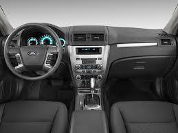 Ford Fusion Interior Pictures 2012 Ford Fusion Cockpit Interior Photo Automotive Com