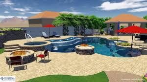 nykyforuk backyard design concept by kip williams at presidential
