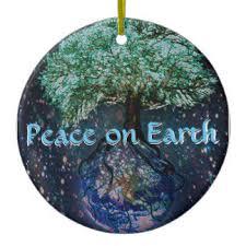 peace on earth ornaments keepsake ornaments zazzle