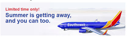southwest sale southwest sale fares from 40 doctor of credit