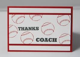 25 best cards sports images on coach gifts