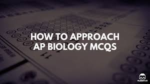how to approach ap biology multiple choice questions albert io