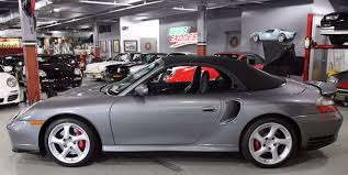 porsche turbo convertible 2004 porsche 911 turbo cabriolet 6 speed stock 1218 for sale