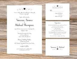 wedding invitations inserts wedding invitation inserts wedding invitation inserts exles
