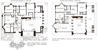 flw heurtley house floor 1 2 frankie pinterest frank lloyd