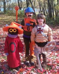 Man Halloween Costumes Man U0026 Masters Universe Family Costumes Photo 2 5