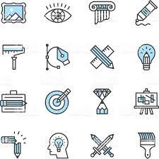 design icons design icons stock vector 543192704 istock
