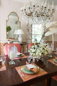 Dining Room Setting Idea House Dining Room By Margaret Kirkland Southern Living