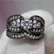 bridal ring sets canada bridal ring sets black diamond canada best selling bridal ring