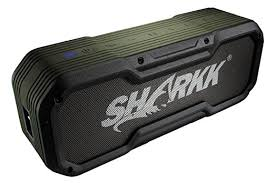 black friday speakers on sale amazon amazon com sharkk commando bluetooth speaker ip65 waterproof