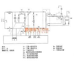 glanze wd 900b microwave oven principle circuit circuit diagram world