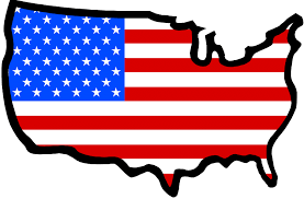 outline map of us clipart free united states map clip 130393
