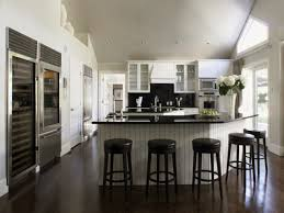 Mixed Kitchen Cabinets Kitchen Room Design Furniture L Shaped Cherry Wood Pantry