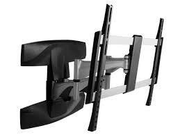 Wall Mount 47 Inch Tv Full Motion Tv Wall Mount Max 99lbs 37 70 Inch Monoprice Com