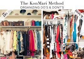kondo organizing học cách dọn tủ quần áo từ marie kondo elle việt nam