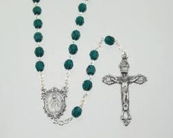 birthstone rosary birthstone rosary etsy