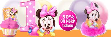 minnie mouse 1st birthday minnie 1st birthday party supplies minnie mouse birthday party