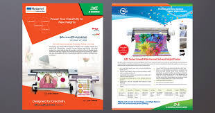 flyers design choosing the right flyer printing company nexcheck
