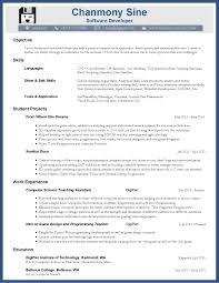 Programmers Resume Résumé