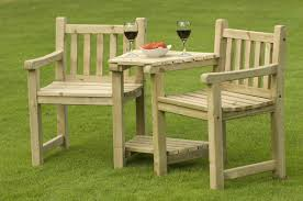 Plans Wooden Garden Furniture by Wooden Garden Furniture Brilliant Method For Brightening Your