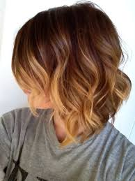 pictures of ombre hair on bob length haur 35 modern and chic wavy hairstyles for short hair ombre hair