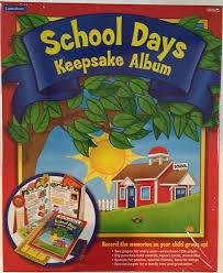 school days keepsake album school days keepsake album by lakeshore shop online for toys in