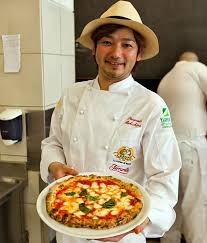 chef pizza how this japanese chef mastered neapolitan pizza food agenda