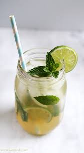 pineapple mojito recipe mojito recipe non alcoholic drink sober julie