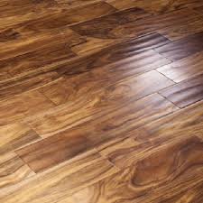 Distressed Engineered Wood Flooring Acacia Broadway Distressed 1 2 X 4 7 8 X 1 4 Select 2mm Wear