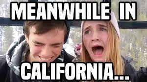 California Meme - meanwhile in california funny californian compilation youtube