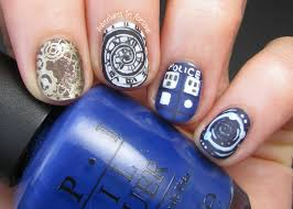 nail art doctor who the day of the doctor varnishes i like nail