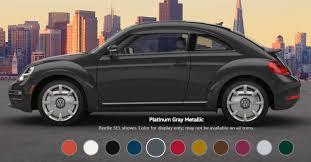 vw beetle design 2017 volkswagen beetle paint colors