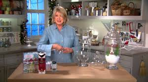martha stewart holiday jars youtube