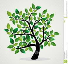 concept leaves tree stock vector illustration of nobody 32018619