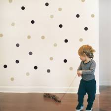 dots wall decal kids cor tips trendy peastrendy peas make modern say geometrical play with shapes and colors the confetti wall decal easy way add some fun any space