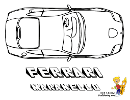 police tools coloring page workhorse ferrari coloring in police