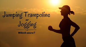 amazon black friday original toy company trampoline jumping on trampoline and jogging which more trampolines for you