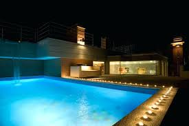 lighting around pool deck pool deck lighting ideas swimming pool lighting luxury above ground