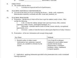 sample teacher lesson plan template hitecauto us