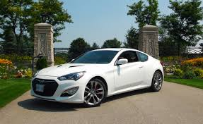 hyundai genesis coupe 3 8 turbo 2013 hyundai genesis coupe 3 8 track a t review by heilig