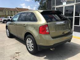 ford edge crossover 2013 ford edge awd limited 4dr crossover in d u0027iberville ms