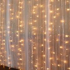 Led Light Curtain 2m Led Curtain Lights Festive Lights