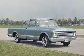 Classic Chevy Trucks 67 72 - 12 pickups that revolutionized truck design