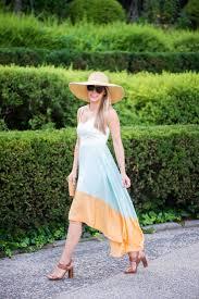 colorblocked sama dress styled snapshots