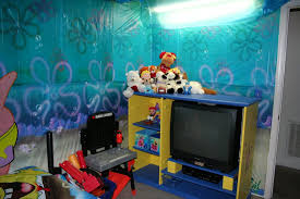 Spongebob Room Decor Spongebob Bedroom My Creations Pinterest Bedrooms And Room