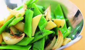 cuisiner des haricots plats duo de haricots plats coupés surgelés les légumes picard