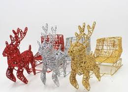 Window Decorations For Christmas Uk by Christmas Sleigh Decorations Online Christmas Sleigh Decorations