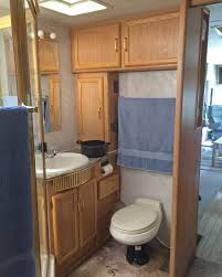 rv renovation ideas what happened next rv renovation the bathroom edition